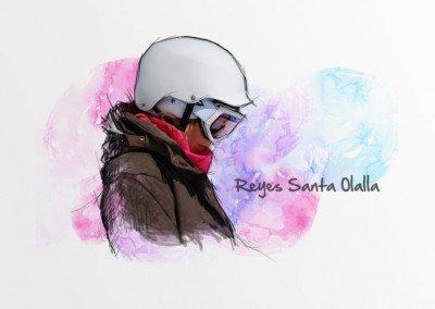 Reyes Santa Olalla